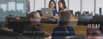 IFCAF (Institut Formation Communication Analyse Financière)